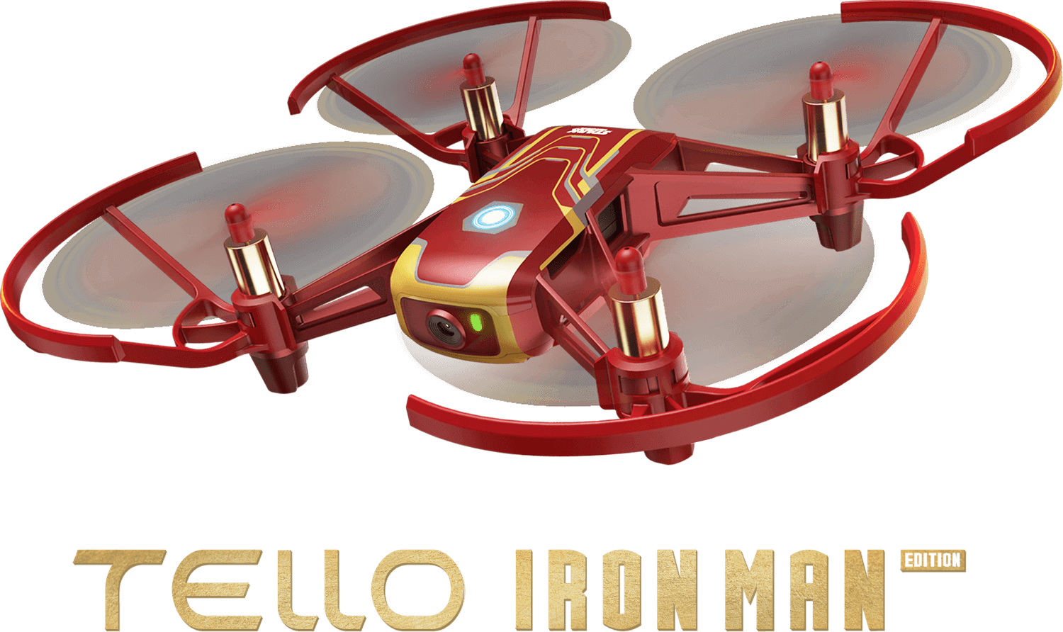 Tello Iron Man Edition